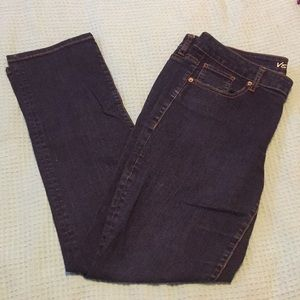 VS Pencil Jeans -Dark Wash